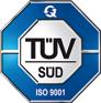 Tüv Süd - ISO 9001